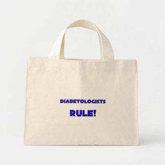 Diabetologists Rule! Mini Tote Bag