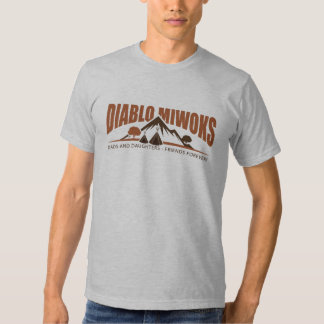Diablo MiWok T-Shirt - Adult L