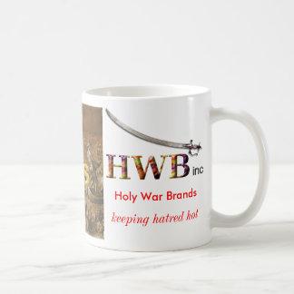 Diabolis - Holy War Brands Basic White Mug