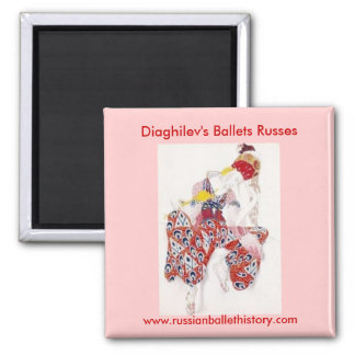 Diaghilev s Ballet Russes Magnet