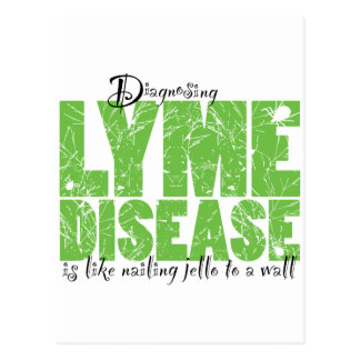 Diagnosing Lyme Disease Post Cards