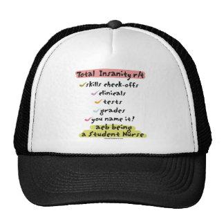 Diagnosis Total Insanity Mesh Hats
