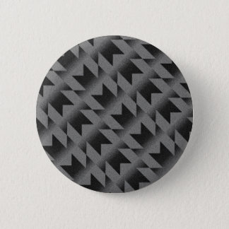Diagonal M pattern 6 Cm Round Badge