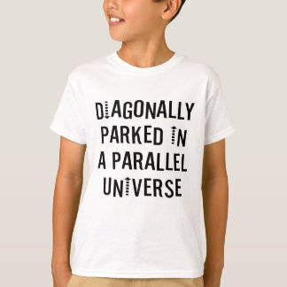 Diagonally Parked Shirts