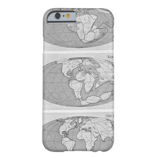 Diagram of Earth Barely There iPhone 6 Case