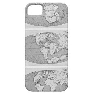 Diagram of Earth iPhone 5 Covers