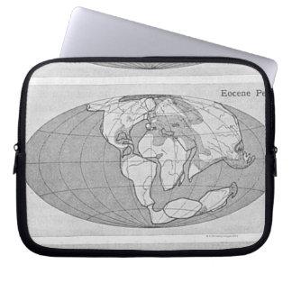 Diagram of Earth Laptop Sleeves