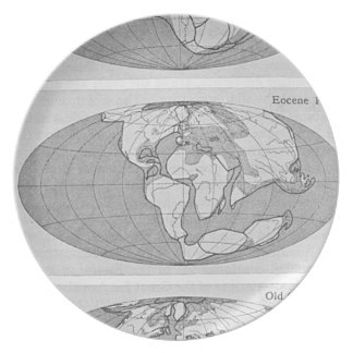 Diagram of Earth Plate