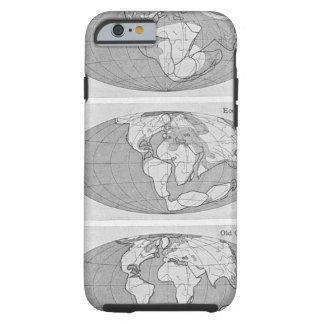 Diagram of Earth Tough iPhone 6 Case