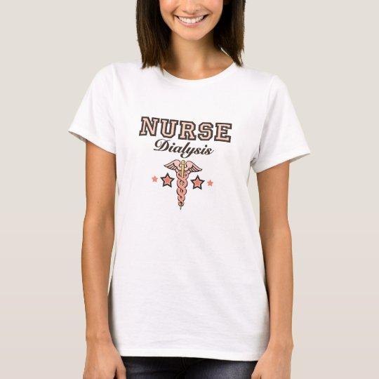 Dialsys Nurse Caduceus T shirt