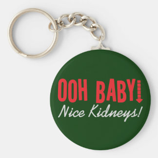 Dialysis Humor Gifts & T-shirts Basic Round Button Key Ring