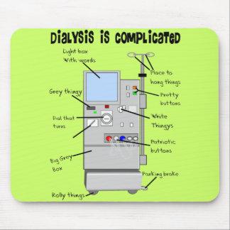 Dialysis Nurse/Tech Funny Gifts Mouse Mat