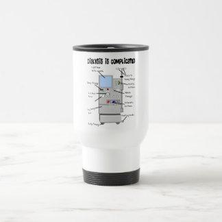 Dialysis Nurse/Tech Funny Gifts Coffee Mug