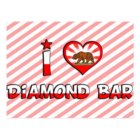 Diamond Bar, CA Postcard