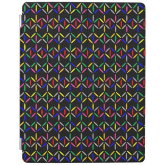 diamond bars retro tablet smart case cover iPad cover
