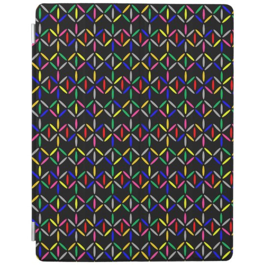 diamond bars retro tablet smart case cover iPad