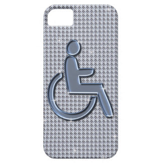 Diamond Bling Handicap Wheelchair iPhone 5 Cover