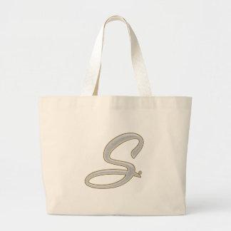 Diamond Bling S Large Tote Bag