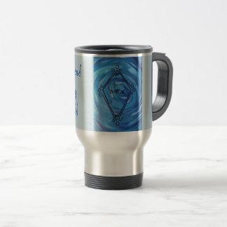 Diamond Body Shield Travel Mug