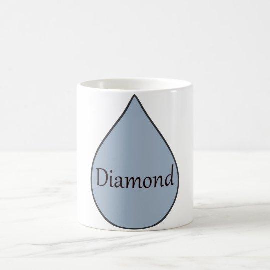 Diamond breastfeeding award cup. 2 years coffee mug
