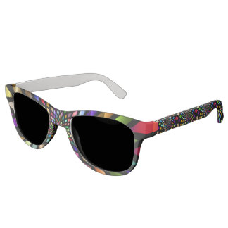 Diamond Colored Sun Glasses