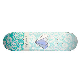 Diamond; Cute Skateboards