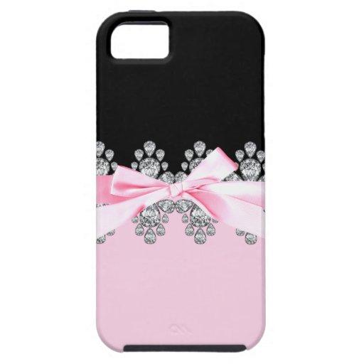 Diamond Delilah iPhone 5 Covers