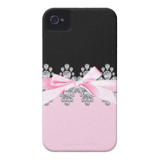 Diamond Delilah iPhone 4 Cases