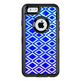 Diamond Design (Blue) iPhone 6/6s Otterbox Case