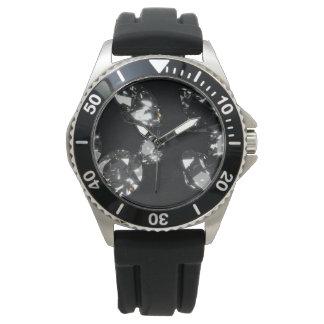 Diamond design watch