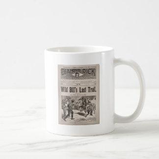 Diamond Dick Library No. 192 Coffee Mugs