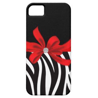 Diamond Diva (red) iPhone 5 Cover
