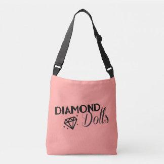 Diamond Dolls Cross Body Bag