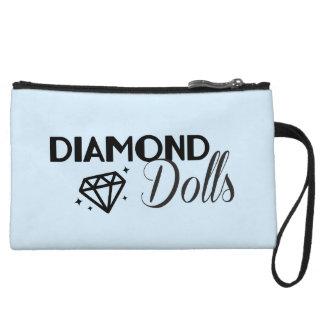 Diamond Dolls Mini Clutch