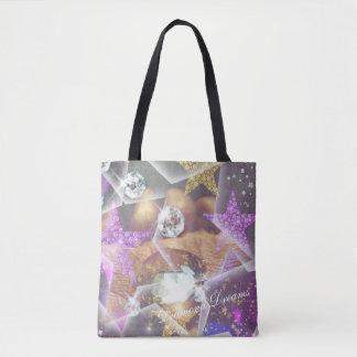 Diamond Dreams Tote Bag