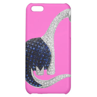 Diamond Emerald Dinosaur iPhone 4 Case