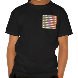 Diamond Energy Clean Aura n Radiant Background T Shirt