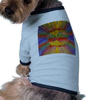Diamond Flower Digital Graphic ART Gifts FUN love Pet T Shirt
