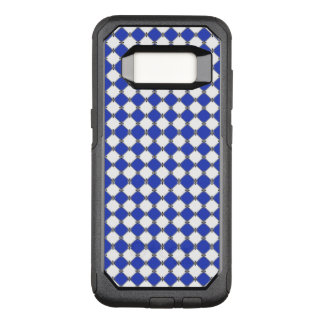 Diamond-French-Style-Blue-Apple-Samsung-Cases OtterBox Commuter Samsung Galaxy S8 Case