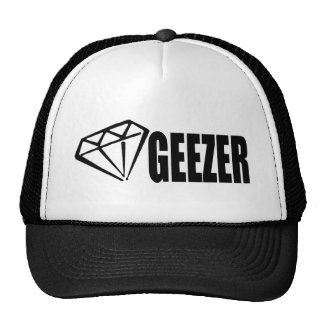 DIAMOND GEEZER CAP