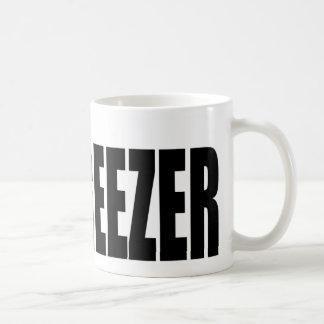 DIAMOND GEEZER CLASSIC WHITE COFFEE MUG