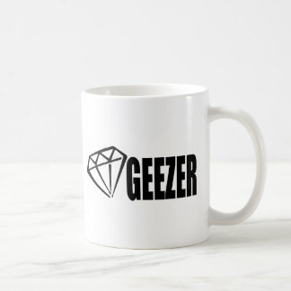 DIAMOND GEEZER COFFEE MUG