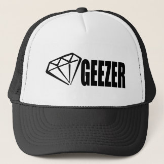 DIAMOND GEEZER TRUCKER HAT