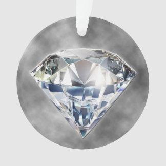 Diamond Gemstone Ornament