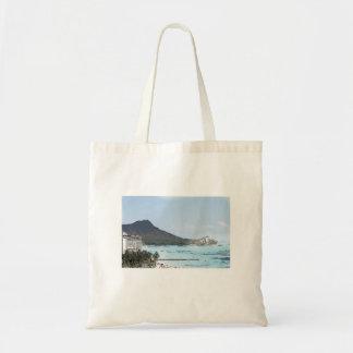 Diamond Head Budget Tote Bag