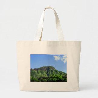 Diamond Head Jumbo Tote Bag