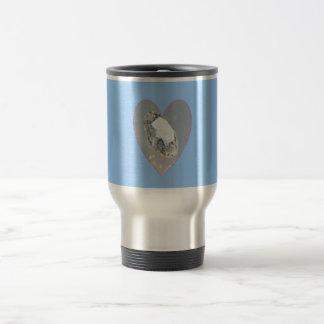 Diamond Heart Mug