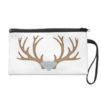 Diamond Hunter Wristlet Purse