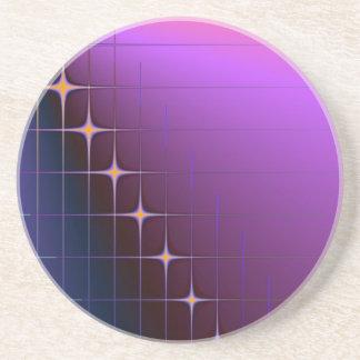 Diamond Intersection Coaster