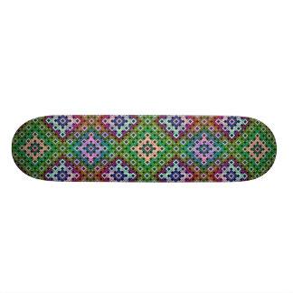 Diamond Inverted Alternate Custom Skate Board